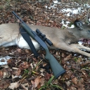 a nice doe takin 11/27/12 in 8G.